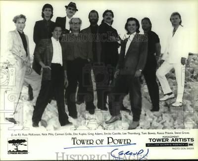 1990-Press-Photo-Music-group-Tower-of-Power-hcp11502 | san francisco