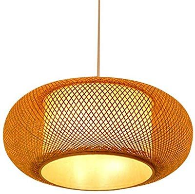 Deckenbeleuchtung Deckenleuchte Pendelleuchten Pendelleuchte Kronleuchter Sudostasien Holz Rattan Laterne Lampe Restaurant D Ceiling Lights Pendant Light Decor