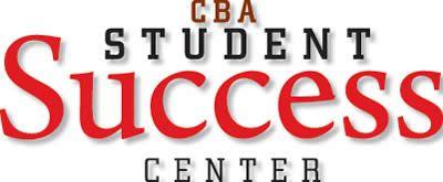 Student Success Center Student Success Academic Advising Business Administration Major