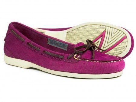 BAY - Ladies Orca Bay Nubuck Deck Shoe