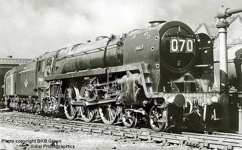 70016 Ariel, Britannia class locomotive