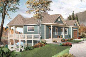 30 Ft Wide Lake House Plans Hidup Hidup Sehat