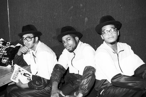 Throwback Thursday: 15 Vintage Photos of Run-D.M.C.