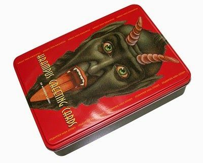 Krampus Gifts to Terrify Naughty Boys and Girls of All Ages #creepmas