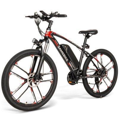 Samebike My Sm26 26 Inch Electric Mtb Bike Mountain Bicycle