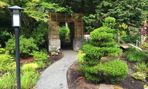 West Linn Japanese Garden Pictures