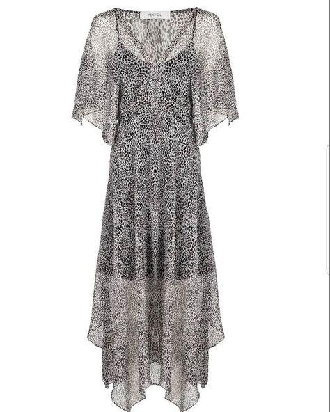 Indirimci Baci Adli Kullanicinin Modnye Naryady Panosundaki Pin 2020 Sifon Elbise Elbise Moda Stilleri