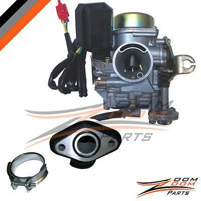 ZOOM ZOOM PARTS Performance Air Filter Scooter Go Kart Scooter GY6 150cc 150