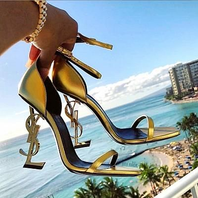 ysl sandals sale