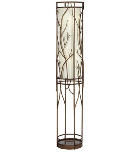Pacific Coast 85 2792 20 Whispering Willows 63 Inch 200 Watt Bronze Floor Lamp Portable Light Floor Lamp Lamp Bronze Floor Lamp