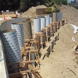 Retaining Wall Gallery Alpha Structural Inc In 2020 Concrete Retaining Walls Retaining Wall Wall Gallery
