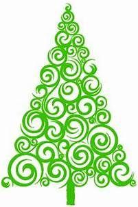 Free Swirly Christmas Tree Svg File Yahoo Image Search Results Christmas Tree Vinyl Vinyl Crafts Christmas Vinyl