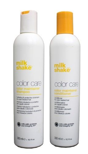 Milk Shake Color Care Color Maintainer Shampoo And Conditioner