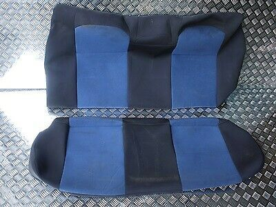 Ad Ebay Jdm 04 05 Fit For Subaru Impreza Wrx Rev 8 Gdb Gda Sti Rear Seat Cover In 2020 Subaru Impreza Wrx Jdm
