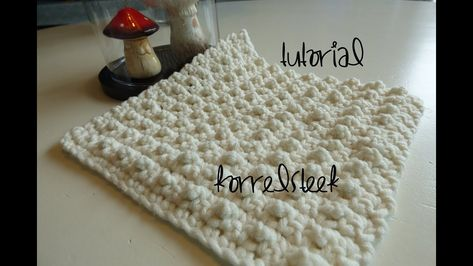 Tutorial Korrelsteek Haken Soon Crochet Crochet Videos Knit