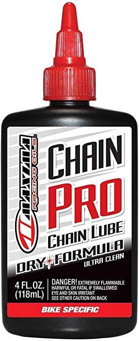 Maxima Bike Chain Pro Dry Formula Drip Lube 4 Oz Review Lube