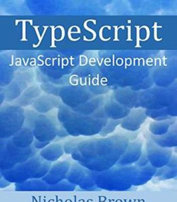 Typescript javascript development guide pdf programming pinterest typescript javascript development guide pdf fandeluxe Choice Image