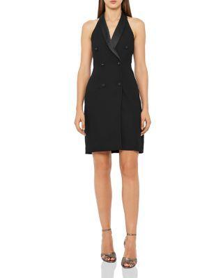 new list hot products best website Reiss Sinead Tuxedo Dress - Off White | Dresses, Tuxedo dress ...