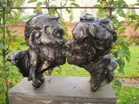 sculptures by Natasja Bennink