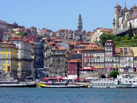 O Porto Portugal Oporto Portugal Viajes