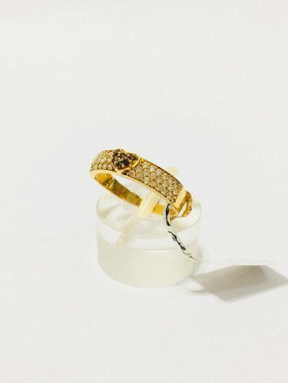 خاتم ذهب عيار 18 محبس عيار 18 خصم 20 على المصنعية Jewelry Jewelrymaking Love Women Gold Goldjewellery Wedding Rings Rings Engagement Rings