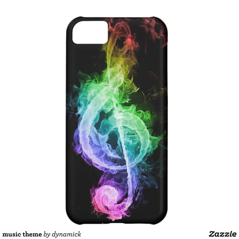 music theme Cover For Iphone 5c – Electronics – Communications