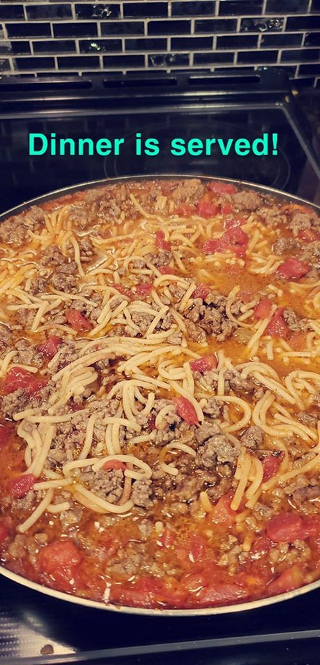 This Puro San Antonio Recipe Has Been In Fideo Loco Festival Founder Roxanne Quintero S Family For Generations In 2020 Fideo Loco Recipe Recipes Mexican Food Recipes