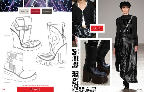 Coolbook - Sketch - Women's Shoes A/W
