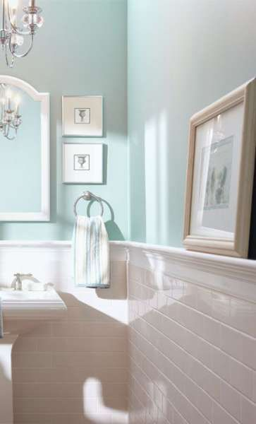 10 Best Paint Colors For Small Bathroom With No Windows Easy Bathroom Updates Simple Bathroom Small Bathroom Colors