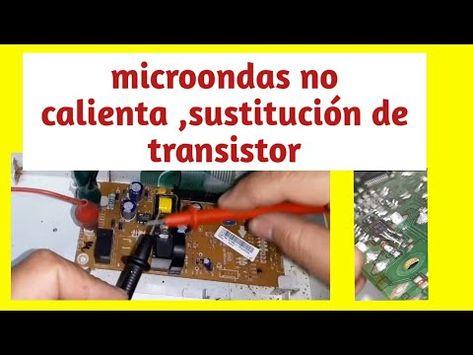 56 Ideas De Microondas Reparación Hornos Microondas Microondas