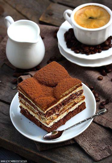 Tiramisu with your coffee?