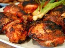 Ayam Tulang Lunak Ayam Tandoori Resep Makanan India Resep Makanan