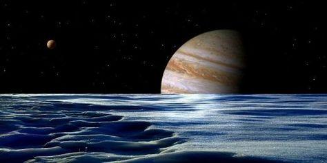 Le télescope Hubble a confirmé que Ganymède, la plus grosse lune de Jupiter, a…