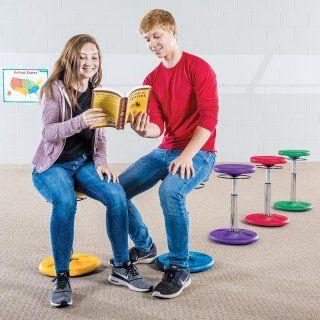 Swell Kore Kids Adjustable Chair Flexible Seating Ideas Chair Inzonedesignstudio Interior Chair Design Inzonedesignstudiocom