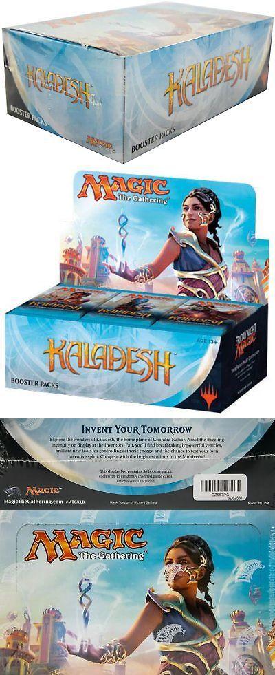 Kaladesh Booster Box ENGLISH FACTORY SEALED Magic the Gathering