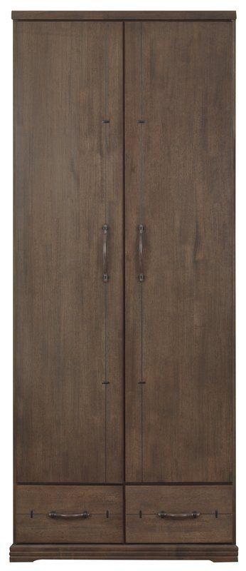 Panagra 2 Door Wardrobe 2 Door Wardrobe Wardrobe Doors