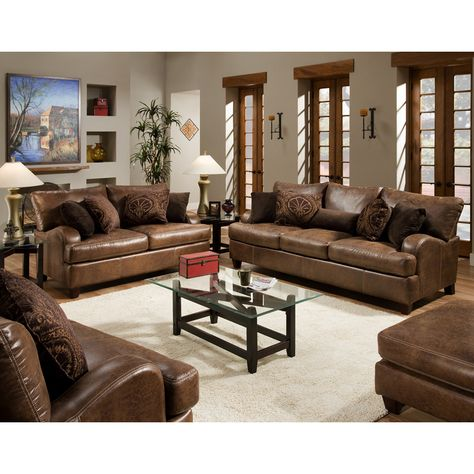 If You Like All American Furniture With A Relaxing Rustic Air