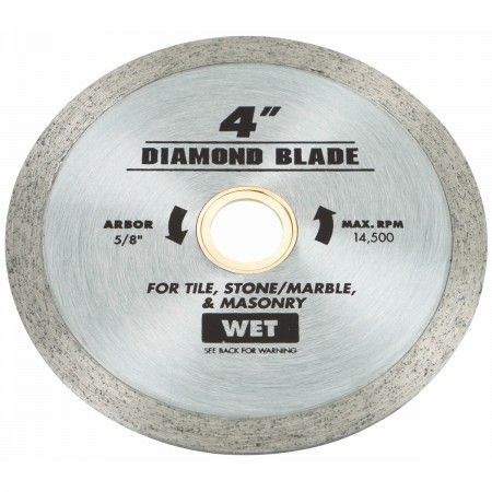 7 In Turbo Wet Dry Masonry Diamond Blade In 2020 Diamond Blades Tile Saw Rim