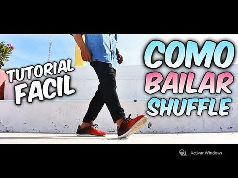 Cómo Bailar Shuffle Dance Fácilmente El Cómo De Las Cosas Baile Como Bailar Aprender A Bailar