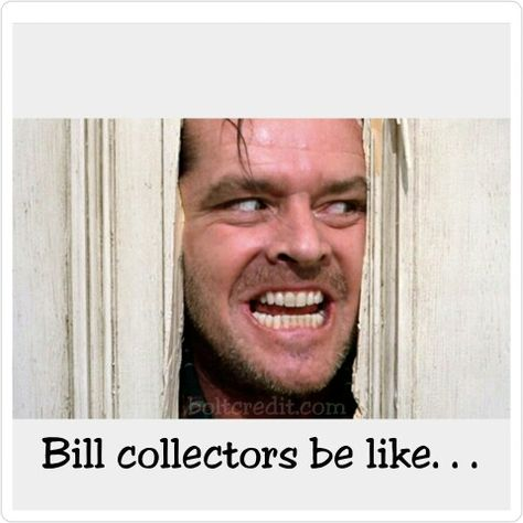 Funny Meme Jack Nicholson Bills Collector Laugh Hilarious Finance