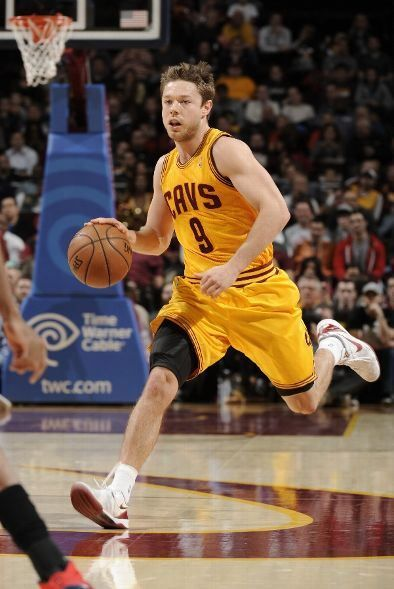 Cleveland Cavaliers : SG Matthew Dellavedova Deserves More Playing