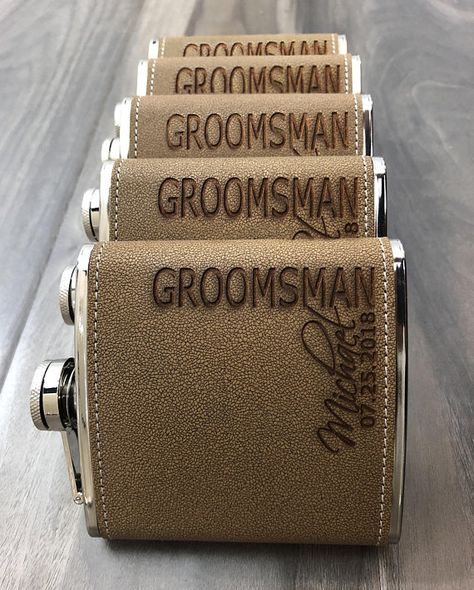 ♥ One of a kind keepsake gifts for your big day – Persona Our personalize engrave flask makes the perfect wedding gift idea for your Groomsmen, Bridesmaids, Maid of Honor, Best Man, or any special occasions such as Birthdays and Anniversaries. Wedding Gifts For Bridesmaids, Bridesmaids And Groomsmen, Gifts For Wedding Party, Wedding Tips, Trendy Wedding, Perfect Wedding, Dream Wedding, Bridesmaid Ideas, Wedding Venues