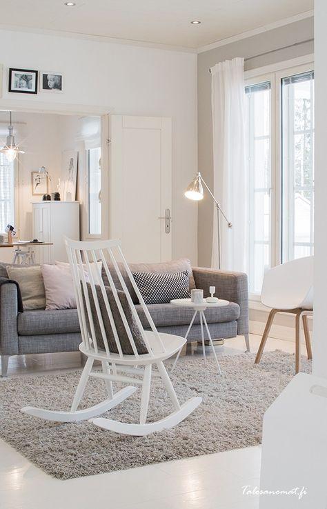 Intérieur Style Scandinave épuré. Doux Et Chaleureux, Parfait Pour Un Hiver  Bien Au Chaud. ❄️