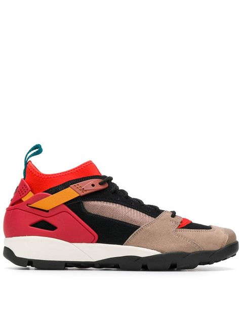 Nike Men Air Revaderchi (gym red geode teal habanero red