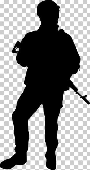 Soldier Silhouette Png Clipart Angle Army Black And White Brass Instrument Clipart Free Png Download Soldier Silhouette Silhouette Png Soldier Drawing