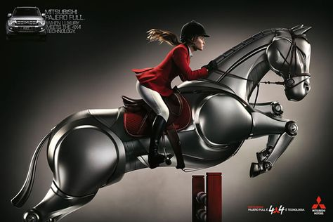 Car Ads Creative Advertising 12 - Preview