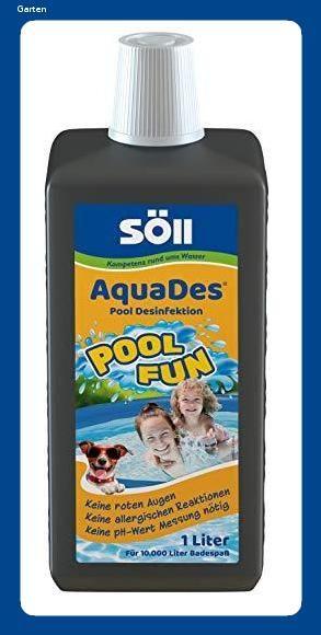 Soll Aquades Pool Desinfektion Desinfektion Ph Wert