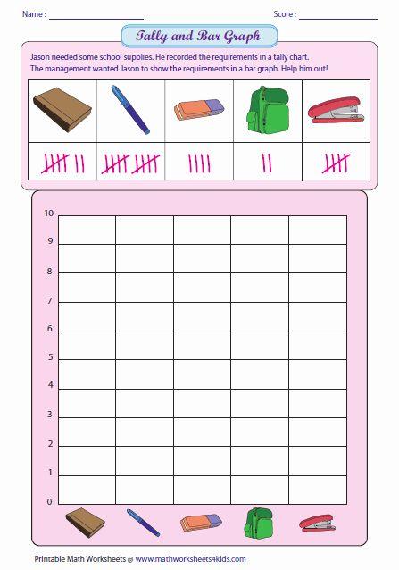 Bar Graph Kindergarten Worksheet Bar Graphs Bar Graph Template Graphing Worksheets Free printable graphing worksheets for