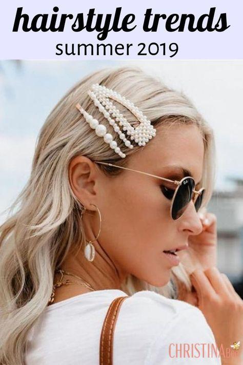 Simple Pearl Metal Hair Clip - Frisuren - Fashion Simple Pearl Metal Hair Clip - Frisuren - Fashion Simple Pearl Metal Hair Clip - Frisuren - Simple and easy hair style for pearl hair clips.