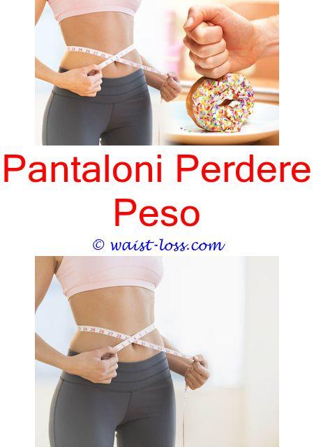 come perdere peso programma